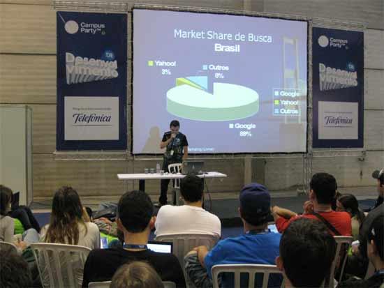 Palestra sobre SEO - Ricardo Martins
