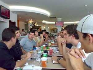 I PHPSP - O Almoço